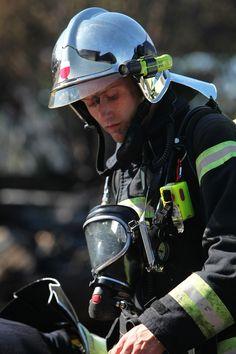 Paris Firefighter / SAPEURS POMPIERS