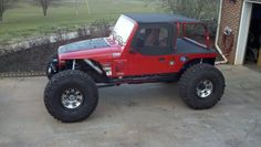 Same Thing Diffrent Day TJ 1 Ton Build - Page 8 - Pirate4x4.Com : 4x4 and Off-Road Forum