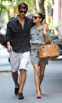 Robe cocktail ballonnée pas cher: Couples de célébrités les plus élégants