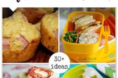 Back-to-School Lunch Ideas Beyond Sandwiches