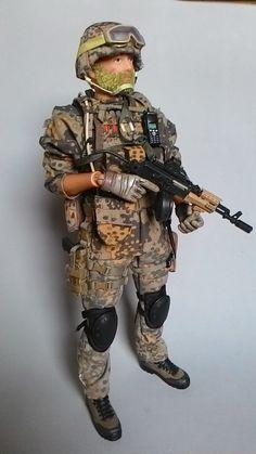FALCON - Comandos em Ação - Forças Internacionais - German I