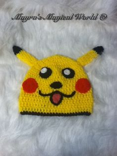 Pikachu Beannie 2