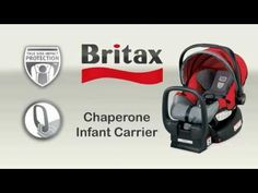 Britax Anti-Rebound Bar Technology