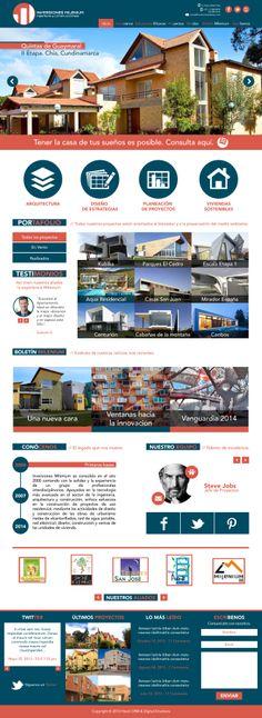Inversiones Millenium - Website.