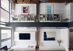 Renovated Oriental Warehouse Loft Building by Edmonds + Lee Architects