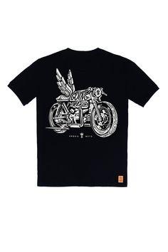 South Side Hot Rod Shop T-shirt Classic Car Garage Engine Motorcycle Motor Tee