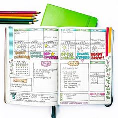20 more Simpy Fabulous Bullet Journal Weekly Spreads | Zen of Planning | Planner Peace and Inspiration