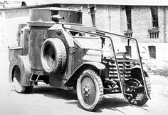 Lancia IZM (Model 1928) Armored Car