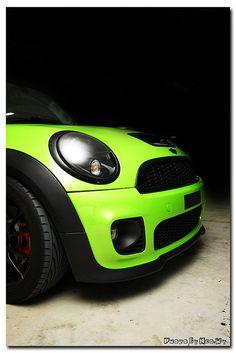 Mini Cooper S by w3i_yu, via Flickr