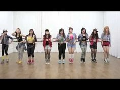 Girls' Generation 소녀시대 - I GOT A BOY (Dance Ver.)  http://foreverdancecrew.com