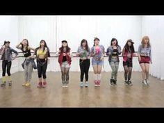 Girls' Generation 소녀시대 - I GOT A BOY (Dance Ver.)  http://foreverdancecrew.com