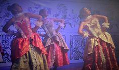 Toromata- lando  Danza del sur de lima (cañete, ica, chincha) Perú  https://www.instagram.com/p/BZeXFk_Dt_C/