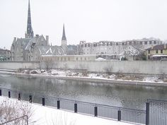 Cambridge, ON. Our home town! Cambridge Ontario, Close To Home, Landscape Photos, Wonderful Places, Paris Skyline, The Neighbourhood, Journey, Canada, In This Moment