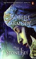 The Stone Key - Book 5 of the Obernewtyn Chronicles by Isobelle Carmody
