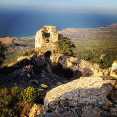 Kantara Castle, Northern Cyprus