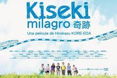 'Kiseki(Milagro)',2011 La historia de 'Kiseki (Milagro)' gira en torno a la vida de dos niños (los hermanos Koki y Ohshiro Maeda), hijos de un joven matrimonio divorciado. El mayor de los hermanos, Koichi, vive con su madre y sus abuelos en Fukuoka mientras que el pequeño, Ryunosuke, se quedó con su padre en Kagoshima. Han pasado seis meses separados y Koichi solo piensa en que sus padres se reconcilien, en que la familia vuelva a estar unida.