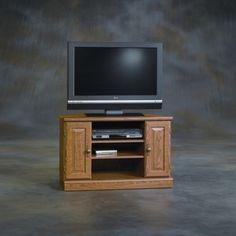 Heritage Corner Console Bob S Discount Furniture For