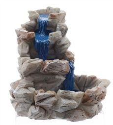 Miniature Fairy Garden Stone Fountain
