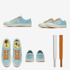 2ffcbab2633 Converse One Star x Tyler The Creator
