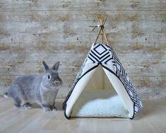 Bunny Teepee