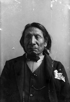 Red Cloud - Oglala – 1891