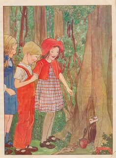 A Message from the fairies, by Rie Cramer, via janwillemsen, via Flickr