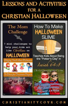 if youre looking for some fun ways to bring your christian faith into the halloween activities for kidshalloween party ideashalloween
