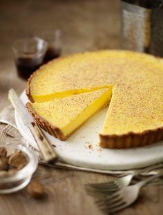 lemon tart - HOLY CRAP GET IN MY MOUTH