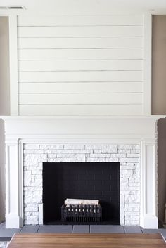Fireplaces — even non-working ones — have a way of instantly warming up a room (at least aesthetically) and adding instant architectural character