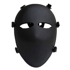The International Armor NIJ Level IIIA Ballistic Face Mask is a bulletproof face mask made to maximize comfort while protecting the users face from harm. Military Armor, Military Gear, Ballistic Mask, Spy Equipment, Police, Airsoft Helmet, Half Face Mask, Face Masks, Body Armor