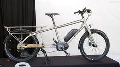 Felt Brühaul Cargo-E-Bike - Langer Rücken kann entzücken - http://www.ebike-news.de/felt-bruehaul-cargo-e-bike/9379/