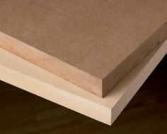 Simplifying Sheet Goods: MDF can be a good alternative to plywood for some projects.