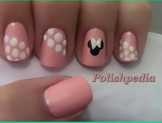 Minnie mouse - maybe I should keep it simple. ~Bree
