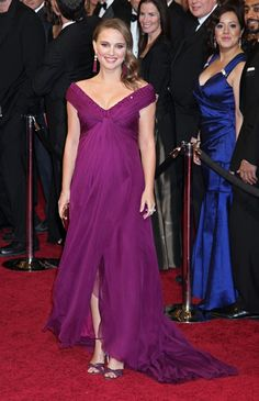 Natalie Portman - Oscars 2011  Lanvin