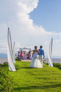 Beautiful at Velas Vallarta Pacific Blue, Pacific Ocean, Puerto Vallarta, Mountain Range, Honeymoon Destinations, Beach, Wedding, Beautiful, Candles