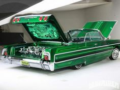 Pix For > 1964 Chevy Impala Lowrider Wallpaper Lowrider Love - - jpeg Chevrolet Impala, Chevrolet Bel Air, Dodge Charger, My Dream Car, Dream Cars, Rolls Royce, Ford Modelo T, Cadillac, Baddies