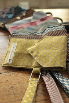 VanHook & Co.: Necktie Wristlets