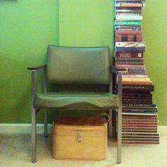 Walnut Knick Knacks Midcentury Modern Walnut Chair
