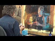 Art Lesson with Master Artist Barry McCann - YouTube