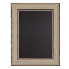 "Decorative Wood Framed Chalkboard / Black Board Sign 22""x 28"" – lightaccents.com"