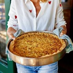 Zucchini Cake with Feta Quiches, Healthy Cooking, Cooking Recipes, Great Recipes, Favorite Recipes, Diner Recipes, Oven Dishes, Flan, Food Inspiration