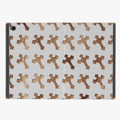 It's cute! This Light Wooden Crosses on White Background Covers For iPad Mini is completely customizable and ready to be personalized or purchased as is. Click and check it out!