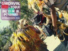 Baile Tradicional  en honor a Jesús de la Buena Esperanza - Carnaval San Fernando Chiapas