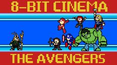 8-Bit Cinema: The Avengers