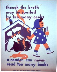 A Reader Can Never Read Too Many Books