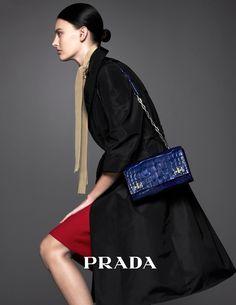 pradasphere campaign ishi3 Amanda Murphy Stars in Pradasphere Campaign by Ishi