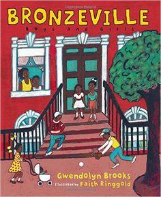 Bronzeville Boys and Girls: Gwendolyn Brooks, Faith Ringgold: 9780064437721: Amazon.com: Books