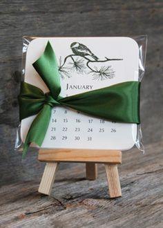 2013 Easel Desk Calendar