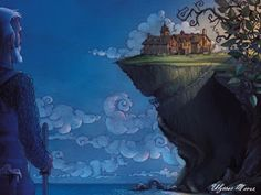 Cuando el tiempo se para...: Saga Ulysses Moore - Pierdomenico Baccalario Infp, The Hobbit, Saga, Book Art, Art Drawings, Novels, Books, Anime, Inspiration