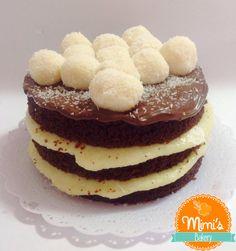 Mini Naked Chocolate e Beijinho